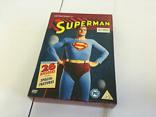 Adventures Of Superman: The Complete First Season DVD SET 7321900042000