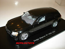 SPARK S0852 DODGE MAGNUM RT HEMI 2005 BLACK au 1/43°