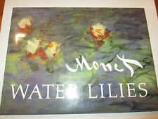 Monet: Water Lilies edited by Charles F. Stuckey 1988 1st Edition
