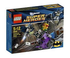 Lego SuperHeroes 6858 L'iseguimento di Catwoman nuovo
