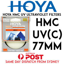 HOYA HMC UV(C) 77mm Camera DSLR Lens Filter Slim  Canon Nikon Sony AUS SELLER