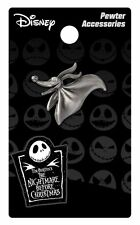 The Nightmare Before Christmas Zero Figure Pewter Lapel Pin, NEW UNUSED