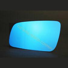 SEAT TOLEDO 1998- 2002 PASSENGER/LH SIDE DOOR/WING MIRROR GLASS BLUE CONVEX
