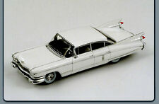 wonderful modelcar CADILLAC Fleetwood Sixty 4-Door Sedan 1959 - white - 1/43