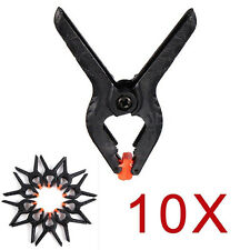 10x Backdrop Clamp Clip for Photo Studio Photographic Background Stand Light STA