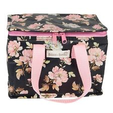 French Rose Adult Childs School Insulated Cool Lunch Picnic Bag Sass Belle