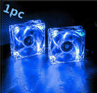 80mm 2V Fans 4 LED Blue for Computer PC Case Cooling + Graphics card fan GU
