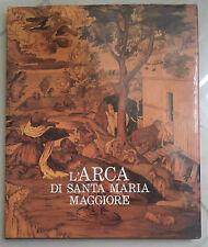 L'ARCA DI SANTA MARIA MAGGIORE MASCHERPA CHIODI LUCCHETTI 1985