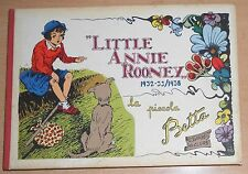 ED.COMIC ART VOL. CART. L'ITTLE ANNIE ROONEY 1° ED. LA PICCOLA  BETTA 1976  !!!!