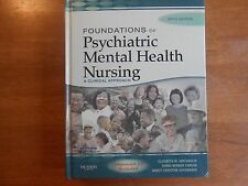 Foundations of Psychiatric Mental Health Nursing A Clinical Approach 2006