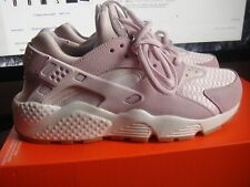NEW NIKE AIR HUARACHE TEXTILE US Woman Size 7  Bleached Lilac 818597-500