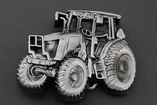 3D TRACTOR AGRICULTURAL BELT BUCKLE METAL FARMER FARM