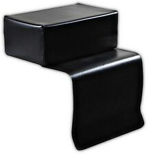 Child's Beauty Salon Styling Chair Booster Seat Black Kids Equipment BS002