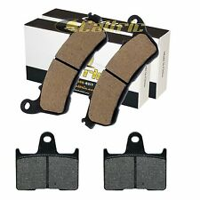 FRONT REAR BRAKE PADS FIT HARLEY DAVIDSON XL883N XL 883N IRON 883 2014-2016