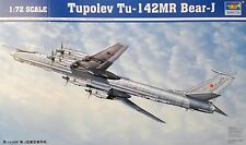 TRUMPETER® 01609 Tupolev Tu-142MR Bear-J in 1:72