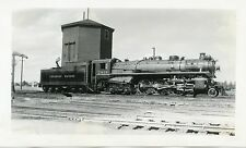 5J633 RP 1930/40s CP CANADIAN PACIFIC RAILROAD ENGINE #2818 CALGARY ALBERTA