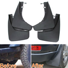Mud Flaps Splash Guards Front + Rear Mudguards Fender For Grand Cherokee 11-2014