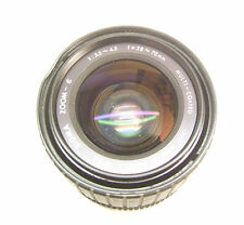 Sigma Zoom 1:3,5 - 4,5   28 -70 mm Multi - Coated Olympus OM