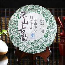 100g raw puer tea cake Pu'er tea health care yunnan china Good sheng puerh Tea