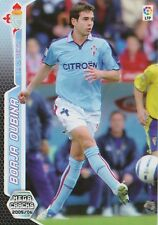 N°116 BORJA OUBINA RC.CELTA BIRMINGHAM CITY.FC CARD PANINI MEGACRACKS LIGA 2006