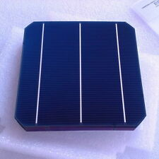 130 6x6 solar cells .5 volt x 8 amp ea. visually imperfect  GREAT DEAL