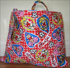 Super S SailorMoon Sling Hand Purse Bag Tote Sailor Moon Red RARE DISCONTINUED!!