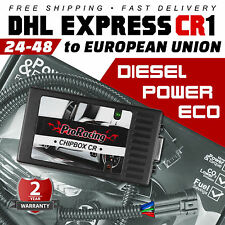 Performance Box TOYOTA HILUX 2.5 D-4D 88 102 120 144 HP Chip Tuning CR1