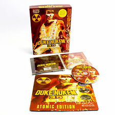 Duke Nukem 3D Atomic Edition + Plutonium Pak + Extra's for PC by 3D Realms, 1996