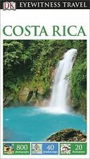 DK Eyewitness Travel Guide: Costa Rica, DK Publishing, Good Condition, Book