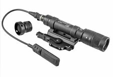 Surefire M620V-A-BK  Scout Light LED WeaponLight – White and IR Output