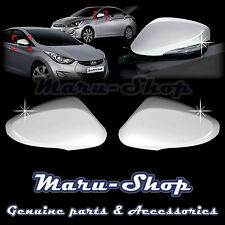 Chrome Side Marker Rear View Mirror Cover Trim for 12+ Hyundai Accent/i25