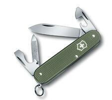 Victorinox Alox Cadet Swiss Army Knife OD Green Limited Edition 0.2601.L17