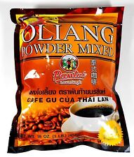 1 Bag, Thai Oliang, Coffee, Powder Mix, Pantai, 16 oz, 1 lb,