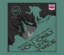 You Only Live Twice by Ian Fleming (CD-Audio, 2015)