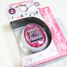 Bandai Mega Rare New Tamagotchi ID Lovely Melody Music White Pink Japan
