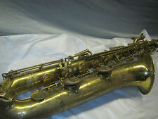1963 REYNOLDS / KEILWERTH SX 08 BARITONE SAX - made in GERMANY