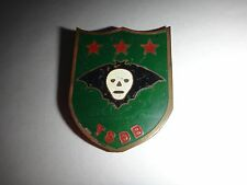 """ARVN Special Forces """"TSDB"""" SPECIAL RECONNAISSANCE Vietnam War Beercan Insignia"""