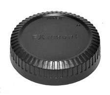Fuji X Rear Lens Cap  Fits all Fuji X Mount Camera Lenses Back Cap