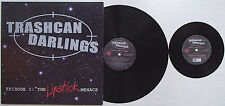 "Trashcan Darlings -Episode I: The Lipstick Menace LP + BONUS 7"" Glam Turbonegro"