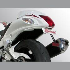 Support + éclairage de plaque ERMAX Suzuki GSXR 1300 R HAYABUSA 2008/2013 Peint*