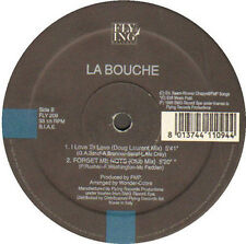 LA BOUCHE - I Love To Love / Forget Me Nots - 1995 Flying- FLY 209