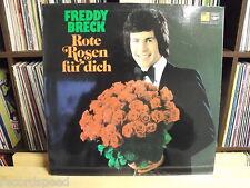 """★★ 12"""" LP - FREDDY BRECK - Rote Rosen Für Dich - BASF 20 21 781-7"""