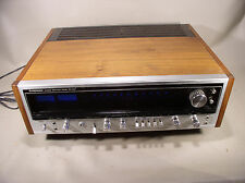"Vintage Pioneer Stereo Receiver Model SX-1010 ""AS-IS"" for parts or repair"