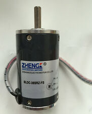 BLDC-38SRZ-FS 10000RPM 24V DC Geared Motor Brushless Constant speed motor