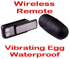 Hot sale Car Remote 36 Mode control wireless vibrating massage egg