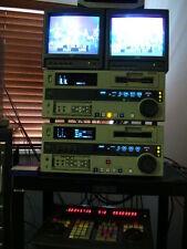 FULL DIGITAL PROFESSIONAL VIDEO EDITING SYSTEM