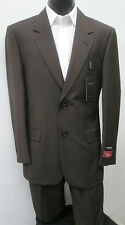 Brand New Brown Two Button Sport Coat/Suit With Pants *Free Shipping* 38R