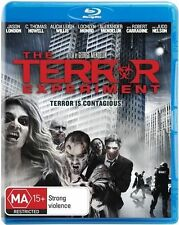 The Terror Experiment (Blu-ray, 2012)