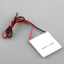12V 60W TEC1-12705 Cooler coolling Thermo Electric Generator Thermoelectric