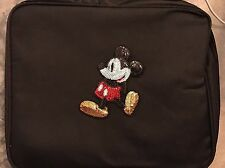 NEW Large Disney Pin Trading Bag  Display Case Album Purse Mickey Sequin